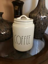 Rae Dunn Coffee Jar