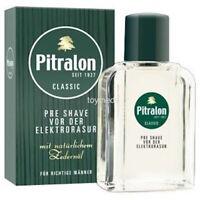 PITRALON CLASSIC Pre Shave für VOR der Rasur mit natürlichem Zedernöl 100 ml