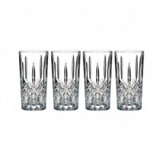 Marquis by Waterford Markham Highball, Set of 4  New/ Gift Box- Lead Free