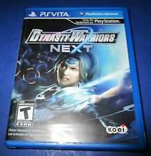 Dynasty Warriors Next Sony PlayStation Vita *Factory Sealed! *Free Shipping!