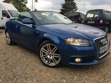 2009 09 Audi A3 convertible s line