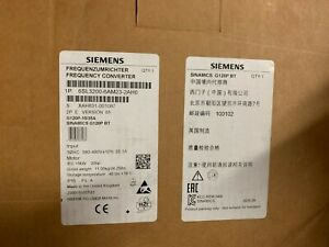 Siemens G120P Variable Speed Drive G120P-15/35A
