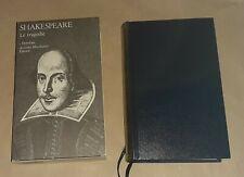 Shakespeare William - Le tragedie - Mondadori, 1988, I Meridiani