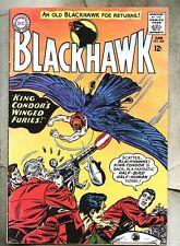 Blackhawk #209-1965-vg Dick Dillin Cuidera