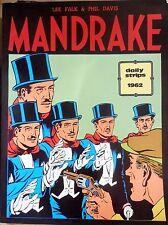 COLLANA NEW COMICS NOW COMIC ART N.105 MANDRAKE DAILY STRIPS 1962 LEE FALK