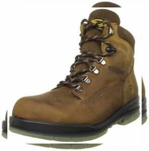 Men's Wolverine  W03226 Durashock Boot Stone 100% Original Brand New