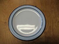 "Arita Japan GENESIS BLUE Dinner Plate 10 1/2""     8 available"