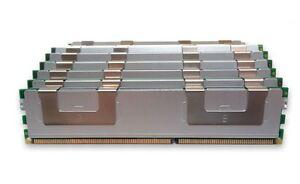 32GB 8x4GB DDR2 667Mhz PC2-5300 Pro FB-DIMM Memory Ram Upgrade Apple Mac  Big HS