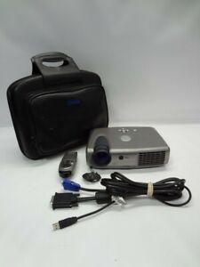 Dell 3200MP 1800:1 1300 ANSI Lumens DLP Video Projector w/Lamp & Remote Bundle