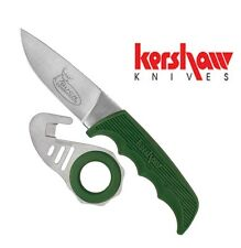 Kershaw knives Buck Commander Hunting knife 2 pc. Combo Pack Free Shipping USA