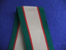 India General Service Medal 1936-39 Ribbon Full Size 16cm long