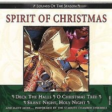 Spirit of Christmas 2001 by Starlite Chamber Ensemble . Disc Only/No Case