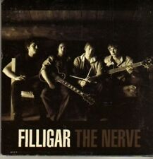 (CN850) Filligar, The Nerve - 2011 DJ CD