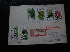 ALLEMAGNE RDA fragment (devant de lettre 1978) - timbre stamp germany (cy1)