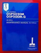 Okuma MC-30VA Maintenance Manual: 3340-E-R2 (Inv.12043)