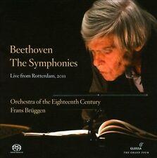 Beethoven: The Symphonies  SACD / Hybrid -  5CD-BOX