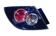 2007-2009 Mazda 3 Hatchback Right/Passenger Side Tail Light Assembly