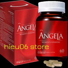 ANGELA GOLD Ginseng - Sexual Health Women Estrogen, Progesterone