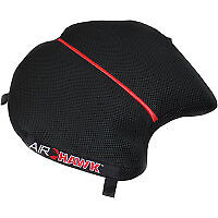 Airhawk Cruiser R - LARGE  Motorcycle Seat Pad Cushion - MOST POPUAR BY MILES
