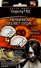Criss Angel Mindfreak Secret Deck 1 Magic Card Set  - As Seen On TV - Free S&H