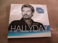 "CD DIGIPACK ""JOHNNY HALLYDAY - TALENTS, VOLUME 1"" 16 titres"