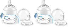 Philips Avent My Natural Trainer Sippy Cup, Clear, 5 oz...
