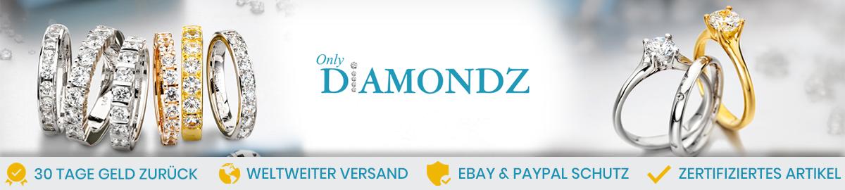 Zertifiziertes Gold und Diamanten