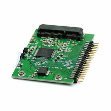 5 Volt 2.5 Inch For Laptop mSATA SSD to 44 Pin IDE Adapter Converter as IDE HDD
