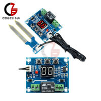 XH-M214 DC12V Humidity Controller Soil Sensor Irrigation LED Display Module