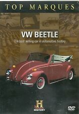 VW BEETLE TOP MARQUES DVD THE BEST SELLING CAR IN AUTOMOTIVE HISTORY