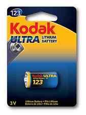 Kodak Ultra Lithium Battery K123A 12pk - 30956223
