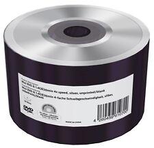 50 Mediarange Rohlinge DVD-R Mini silver blank 30Min 1,4GB 4x Shrink