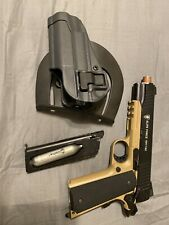 Elite Force Blowback Airsoft Hand Gun Comes With Holster