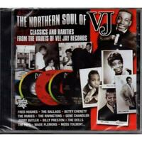 NORTHERN SOUL OF VEE JAY Various Artists NEW & SEALED CD (OUTTA SIGHT)  CHICAGO