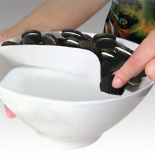 Cereal Bowl With Divider Big Portable Travel Slide No Soggy Dry Milk Obol DJ8C