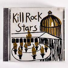 V/A KILL ROCK STARS CD NEW VARIOUS COMP NIRVANA MELVINS BIKINI KILL 7 YEAR BITCH