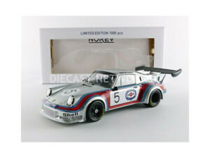 NOREV 1/18 - PORSCHE 911 RSR TURBO 2.1 - BRANDS HATCH 1974 - 187423