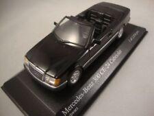 Coches, camiones y furgonetas de automodelismo y aeromodelismo Cabriolet Mercedes