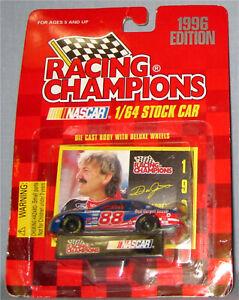 1996 Dale Jarrett 1:64 Scale NASCAR Diecast Car