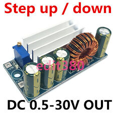 DC Adjustable Voltage Regulator Boost Buck Step Up Down Converter AT30 4A