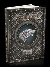 Game of Thrones Notizbuch - Winter is Coming - Stark Haus Tagebuch Buch