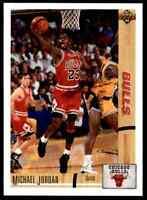 1991-92 Upper Deck Michael Jordan #44 *Noles2148* C/Ship Or 10=Fs