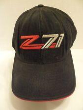 Vintage Ralph White Chevrolet Silverado Z71 Strapback Hat, One Size - Black Hat