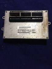 2002 02 JEEP LIBERTY 3.7L AT ENGINE CONTROL COMPUTER ECU ECM 56041606AG