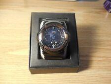 Casio G-Shock Extra-Large Black Gold Analog Digital Watch GA200RG-1A