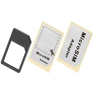 SIM-Karten-Adapter Micro-SIM auf Standard-SIM verstärkter Rahmen von goobay
