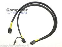 10pin to 6+8pin Power Cable for HP DL380 G8 and NVIDIA GeForce GPU 50cm