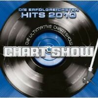 DIE ULTIMATIVE CHARTSHOW HITS 2010 2 CD NEU