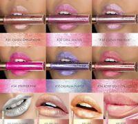 New UK FOCALLURE Metallic Metal Lipstick Lip Gloss Liquid Makeup Lipstick-BNIB