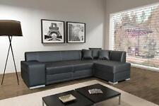 Einfarbige Sofas aus Massivholz in aktuellem Design fürs Arbeitszimmer